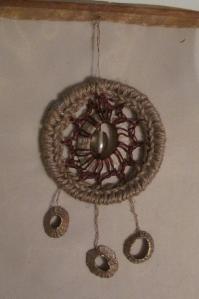 AOS brown hanging