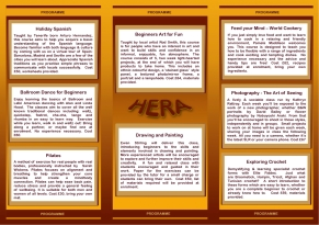 HERA 2 Publicity page 2