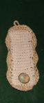 tunisian bracelet