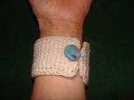 Tunisian bracelt